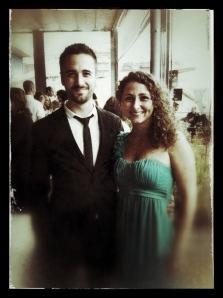 Susanna and me!