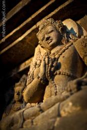 Prambanan's Carvings
