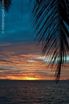 Sunset in Tailana