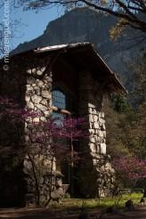 Ahwahnee building in Yosemite