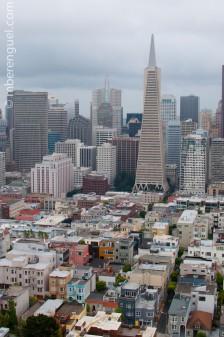 SF financial district views