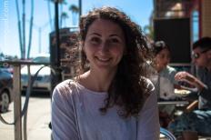 Susanna in Santa Cruz