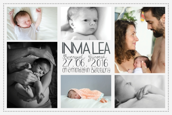 Inma Postcard